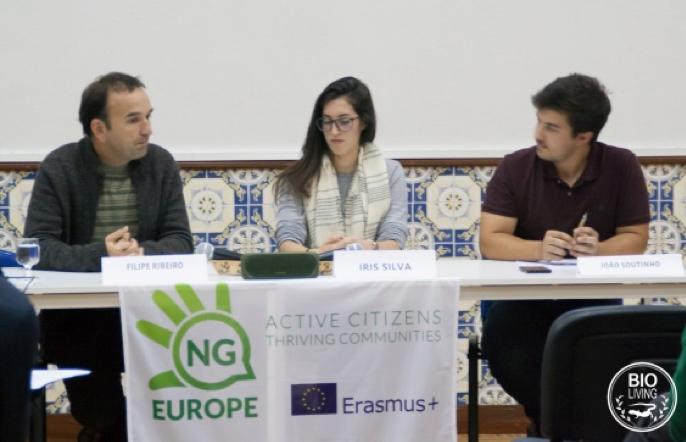ASPEA presents the LivingRiver project in the II BioFÓRUM in Albergaria-a-Velha, Portugal