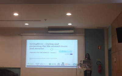 Dissemination of the LivingRiver project in the III International Congress Education, Environment and Development