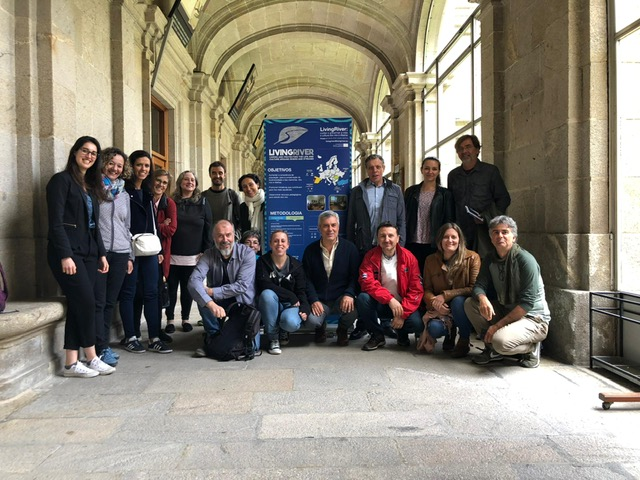 Second partners meeting of the project happened in Santiago de Compostela
