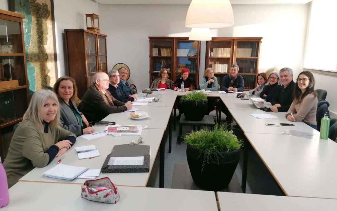 Meeting of portuguese associated schools