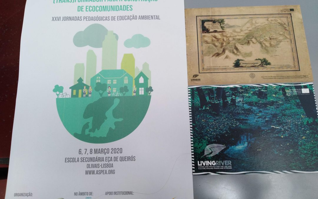 LIVINGRIVER is presented in the XXVI Pedagogical Conference of Environmental Education